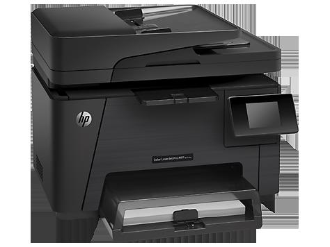 скачать драйвер на принтер hp laserjet pro mfp 125r